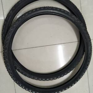 Cheng Sin 26*2.1 tyres, used two rides only - 2pcs - just need some cleaning
