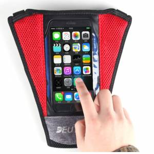 DEUTER SWEAT BAND FOR TRAINER WITH SMARTPHONE SLEEVE