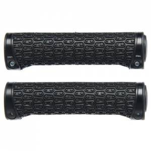 Crank Brothers Iodine Grips black - Free Shipping