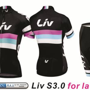 Liv cycling jersey bicycle MTB / RB - Factory Direct (Ladies models)