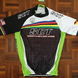 Custom design custom made team jersey cycling bicycle MTB / Road Bike