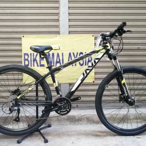 "JAVA MOKA2 MTB 27.5"" SHIMANO 27-SPEED"