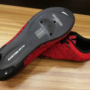 Giro Empire E70 Knit Road Shoe - Bright Red / Dark Red