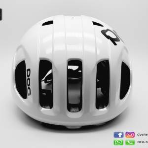 POC - Ventral Spin- Raceday White (Call 4 best price)