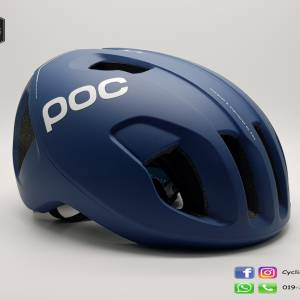POC Ventral Spin - Matt Blue (Call 4 best price)
