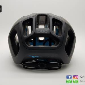 POC - Ventral Spin - Matt Black (Call 4 best Price)