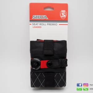 Silca Seat Roll Premio Saddle Beg (call 4 best Price)