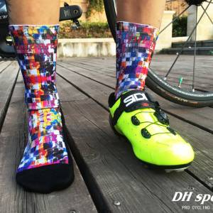 Impressive Personality DH Sports Cycling Socks