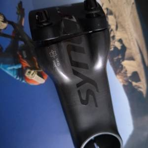 Syncros original carbon stem 80mm - used less than a month. New bought at rm578, selling cheao