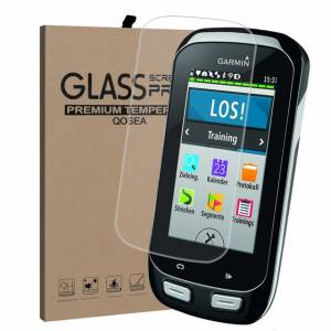 GARMIN EDGE 1000 SILICONE PROTECTION CASE WITH TEMPERED GLASS SCREEN PROTECTOR (FREE POS)