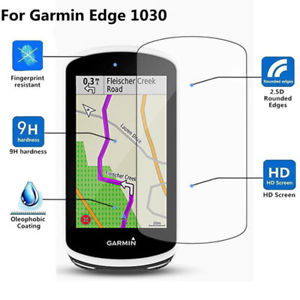GARMIN EDGE 1030 SILICONE PROTECTION CASE WITH TEMPERED GLASS SCREEN PROTECTOR (FREE POS)