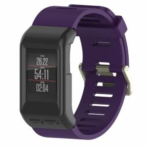 GARMIN VIVOACTIVE HR WATCH SILICONE CASE WITH TEMPERED SCREEN PROTECTOR (FREE POS)