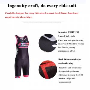 Santic Women trisuit