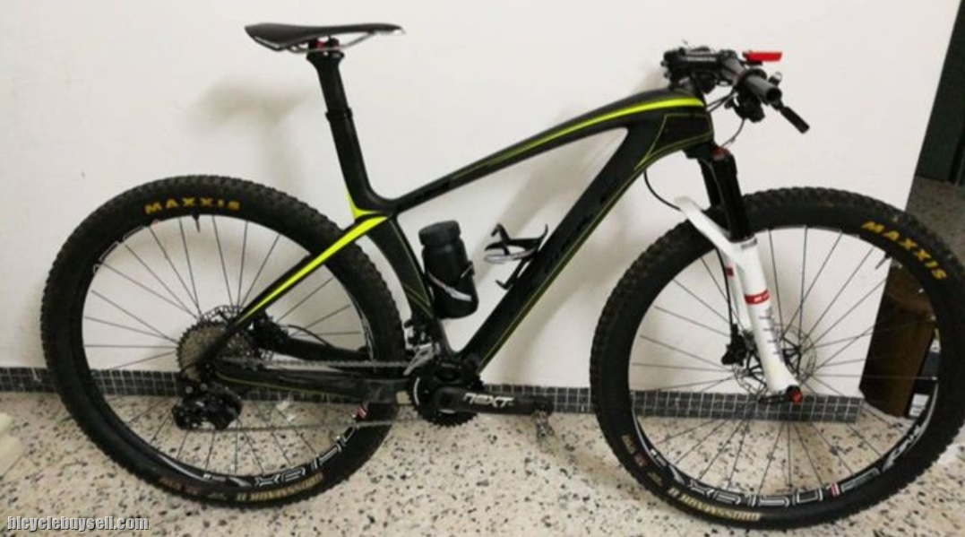 BH ULTIMATE CARBON 27.5 frame