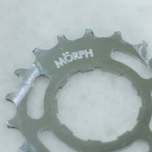 MORPH - 18T for 11 SPEED cog。