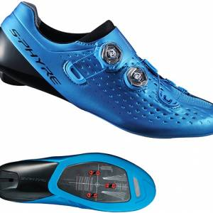 Shimano RC9 road shoe