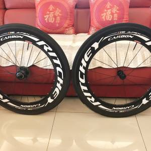 Ritchey WCS Apex Carbon 88mm Tubular Wheelset