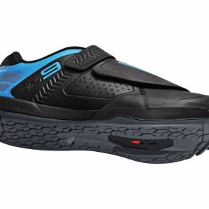 Shimano SH-AM5 AM7 AM9 All Mountain Downhill Cycling Bike Men's Shoes Vibram Sole