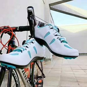New Year SALE- SANTIC Diane Women Road Cycling Shoes - READY STOCK