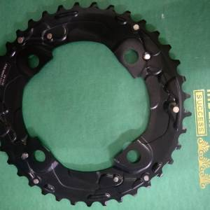 shimano bcd 104 chainring - 38teeth - Last unit clearance rm96only!!