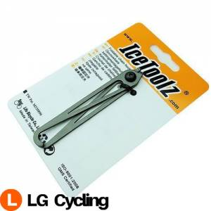 IceToolz 62H1 Bike Bicycle Foldable Chain Hook Tool Stainless Carbon Steel