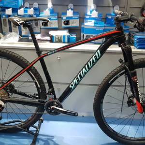 Specialized Epic 29er (M;17inch) Custom Build (2*11 speeds) Brand New