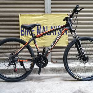 "TRS 26"" STORM 26-11B SHIMANO 24 SPEED"