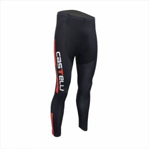 CYCLING LONG PANTS WITH GEL PAD