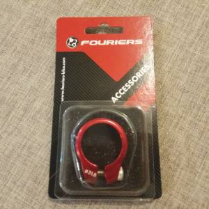 Fouriers 31.6 Seatpost Clamp