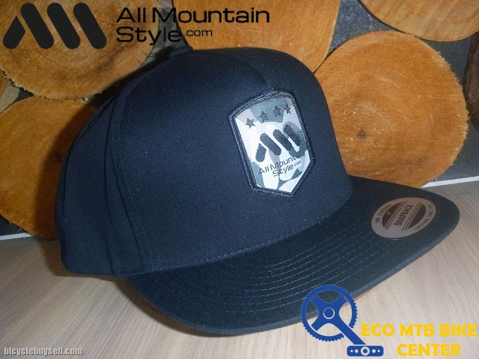 9788e1b63fb AMS Camo Cap
