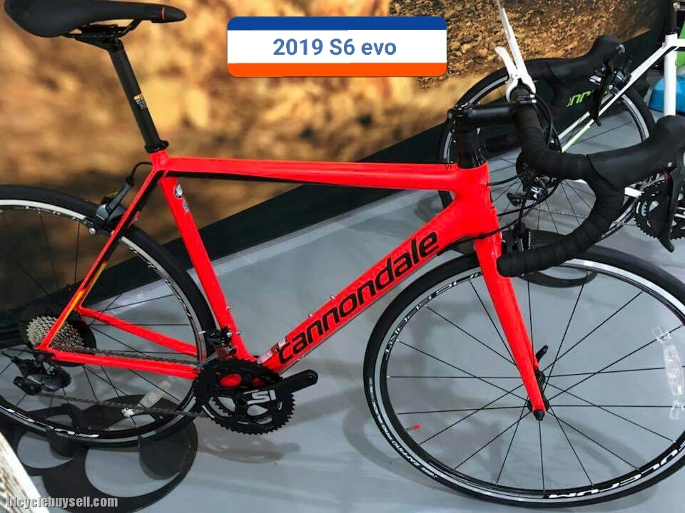 0dc71244562 2019 Cannondale supersix evo