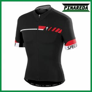 2018 SPECIALIZED ELITE BLACK LINE RED Jersey Set