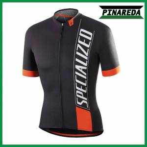2018 SPECIALIZED EXPERT BLACK RED Jersey Set