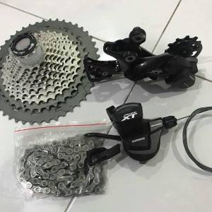 SHIMANO XT 1x11 M8000: UPGRADE-KIT 11-46