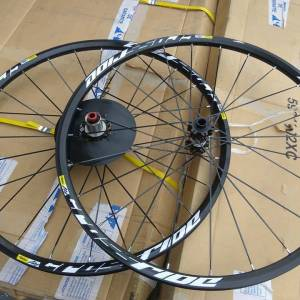 "MAVIC CROSSRIDE 27.5"" WHEELSET"