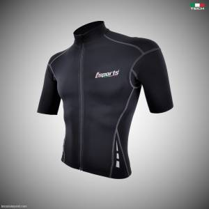 BODYFIT C-PRO CYCLING JERSEY (COMPRESS FIT)
