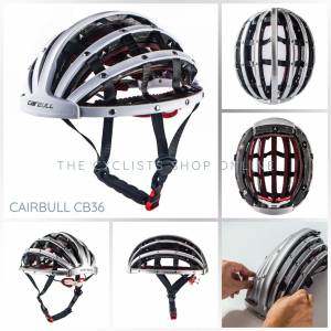 Cairbull Foldable Design Urban Ride Cycling Helmet (CB36) (Brand New) *Ready Stock !