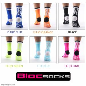 Bloc Socks for Cycling and All sports