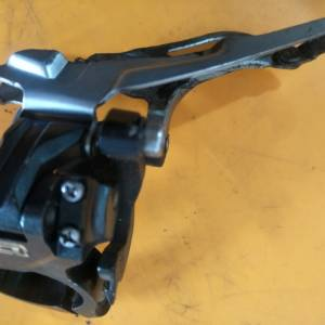 Shimano deore top clamp fd