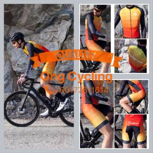 Long Cadence 2 Cycling Jersey + Short Bib