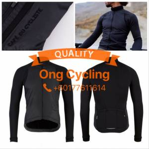 Long Cafe Du Cycliste 10 Cycling Jersey