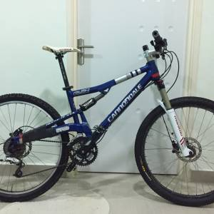 CANNONDALE RUSH 6 SIZE S
