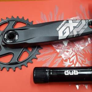 SRAM GX EAGLE DUB 170 X 32T BOOST GEAR SET (12 Speed)