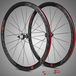 Retrospec Conquer 6.0 40mm High Profile Alloy Straight Pulled Wheelset