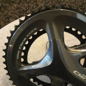 Shimano Claris FC-R2000 50/34t 170mm Crank With BB