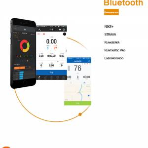 Magene Heart Rate Dual Mode ANT+ Bluetooth 4.0 Heart Rate Sensor Monitor