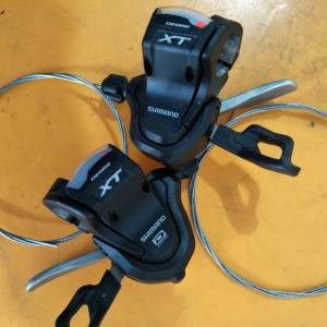 deore xt shifter - used only one ride