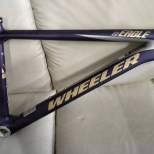 Rm2000 wheeler eagle 20 carbon.frame s size 26er - only used one ride jus like new