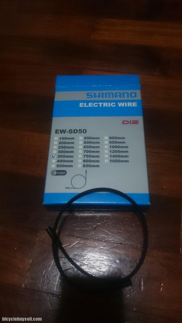 Shimano electric wire di2 use. 350mm
