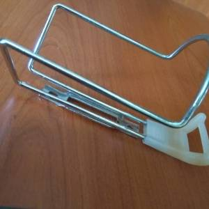 Vintage Steel Bottle Cage